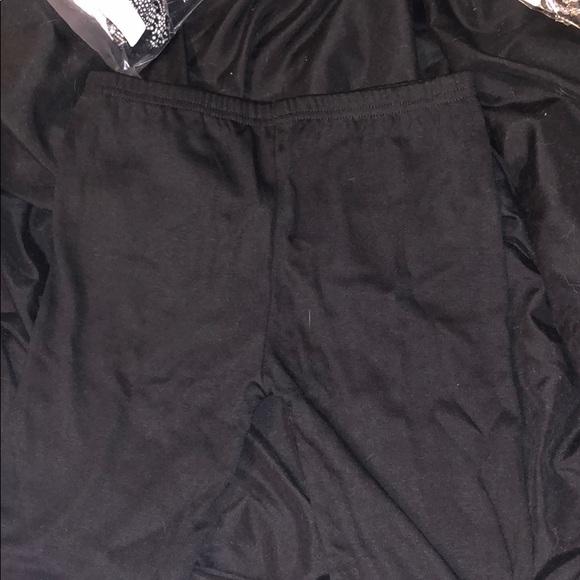 Pants - Biker shorts